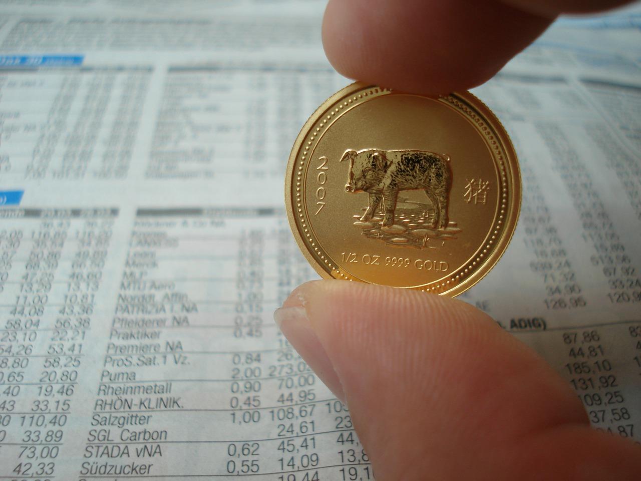 Mistä ostaa kultaa