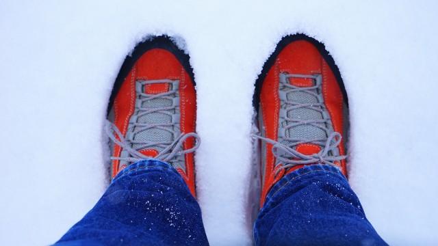 Miten pitää jalat lämpimänä kylmässä